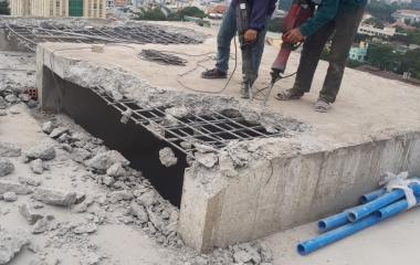 Khoan cắt bê tông Quận Bình Tân